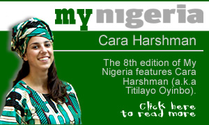 My Nigeria with Cara