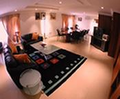 Bolingo Presidential Suite
