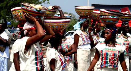 Hausa Fulani People